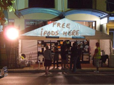 free ipods